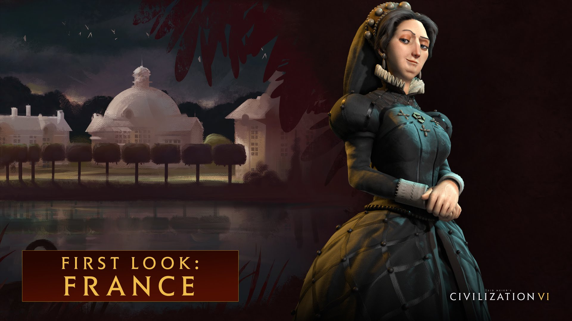 CIVILIZATION VI - First Look: France