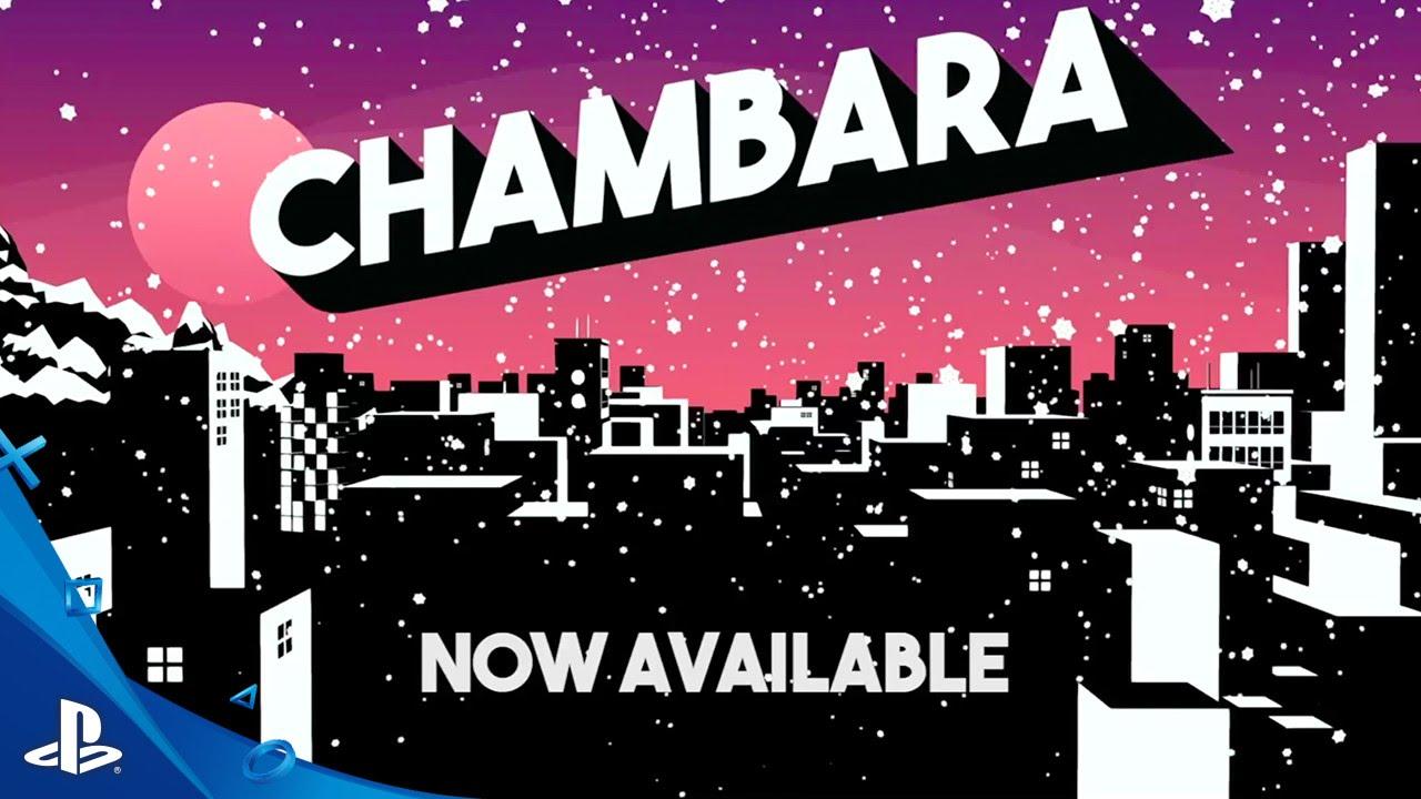 Chambara – Release Trailer