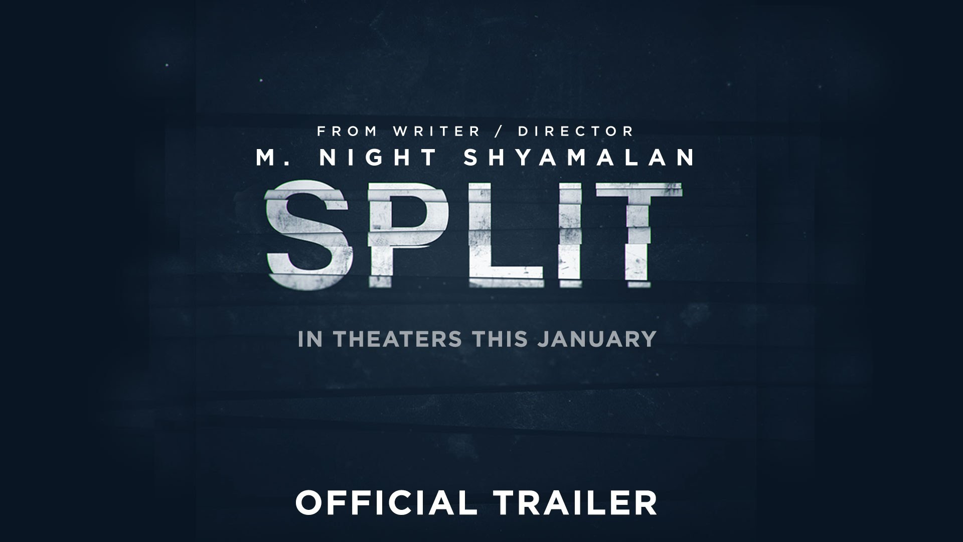 Split - Official Trailer (HD)