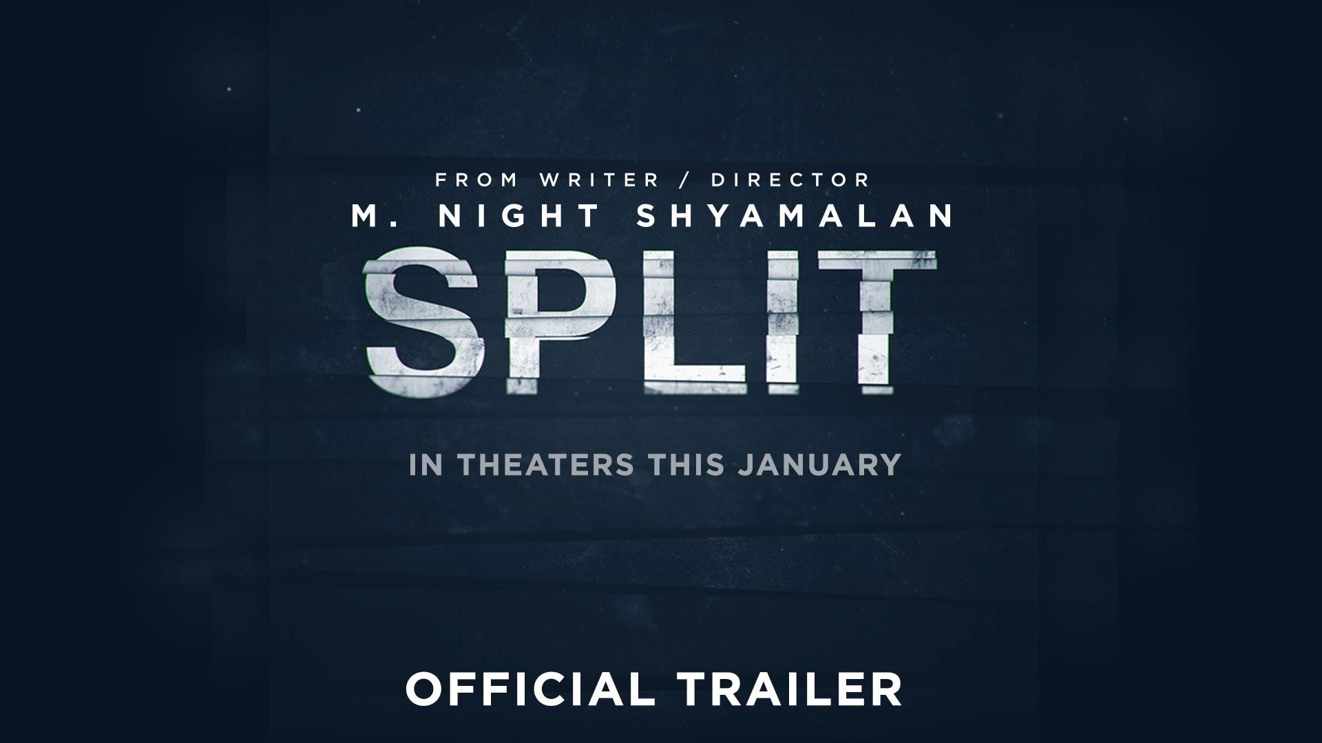 Split - Official Trailer (HD)