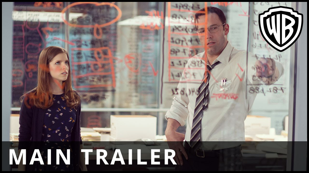 The Accountant – Main Trailer