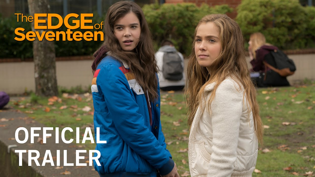 The Edge of Seventeen | Official Trailer