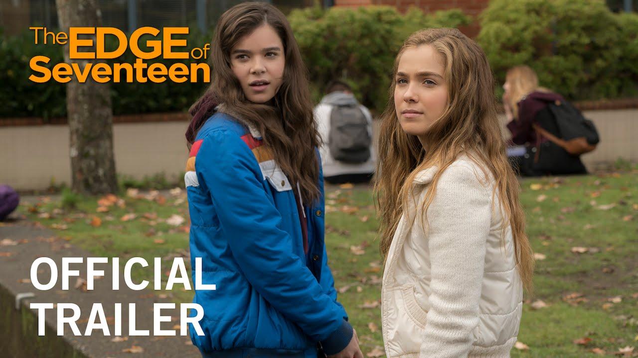 The Edge of Seventeen | Official Trailer