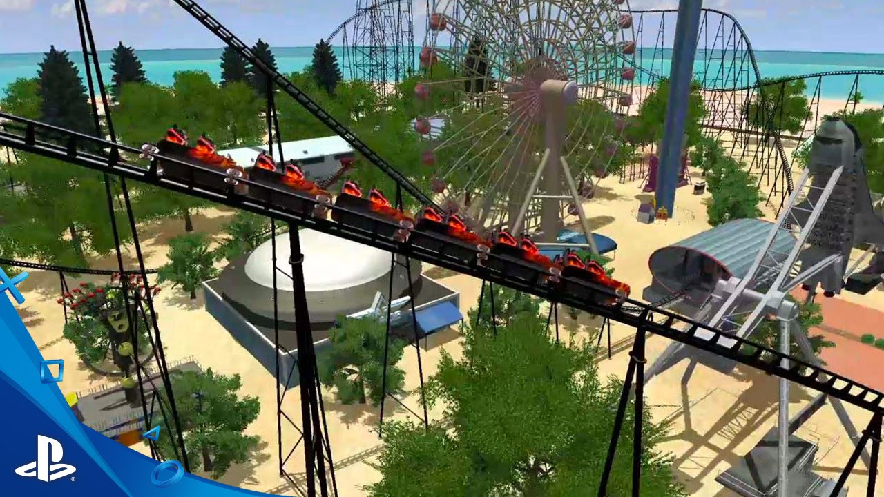 Rollercoaster Dreams - Announcement Trailer