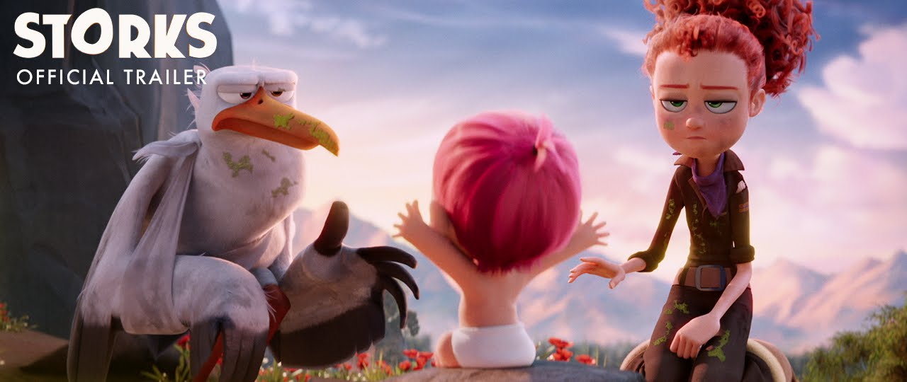 STORKS - Official Trailer 3