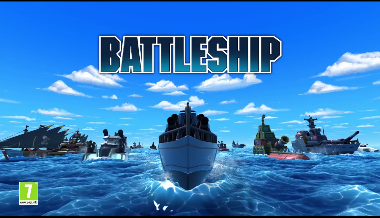 Battleship - Launch Trailer