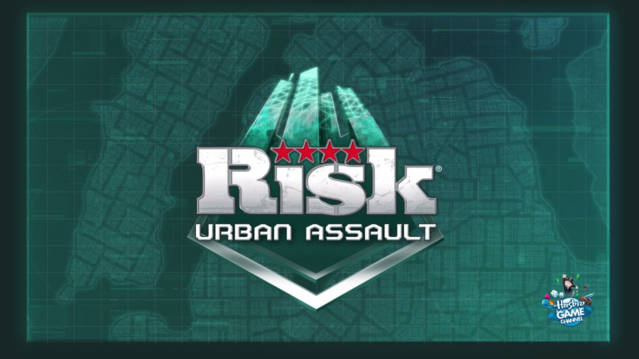 Risk Urban Assault - Launch Trailer