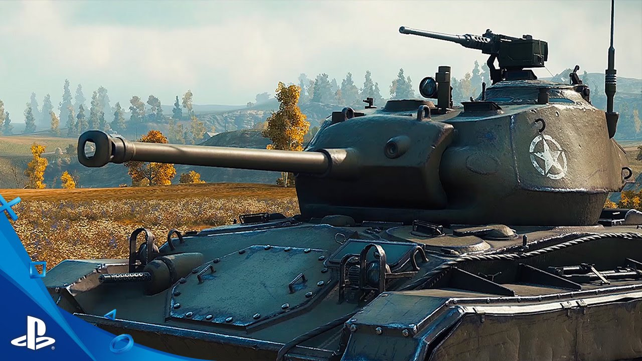 World of Tanks - Friendly Rivalry Trailer
