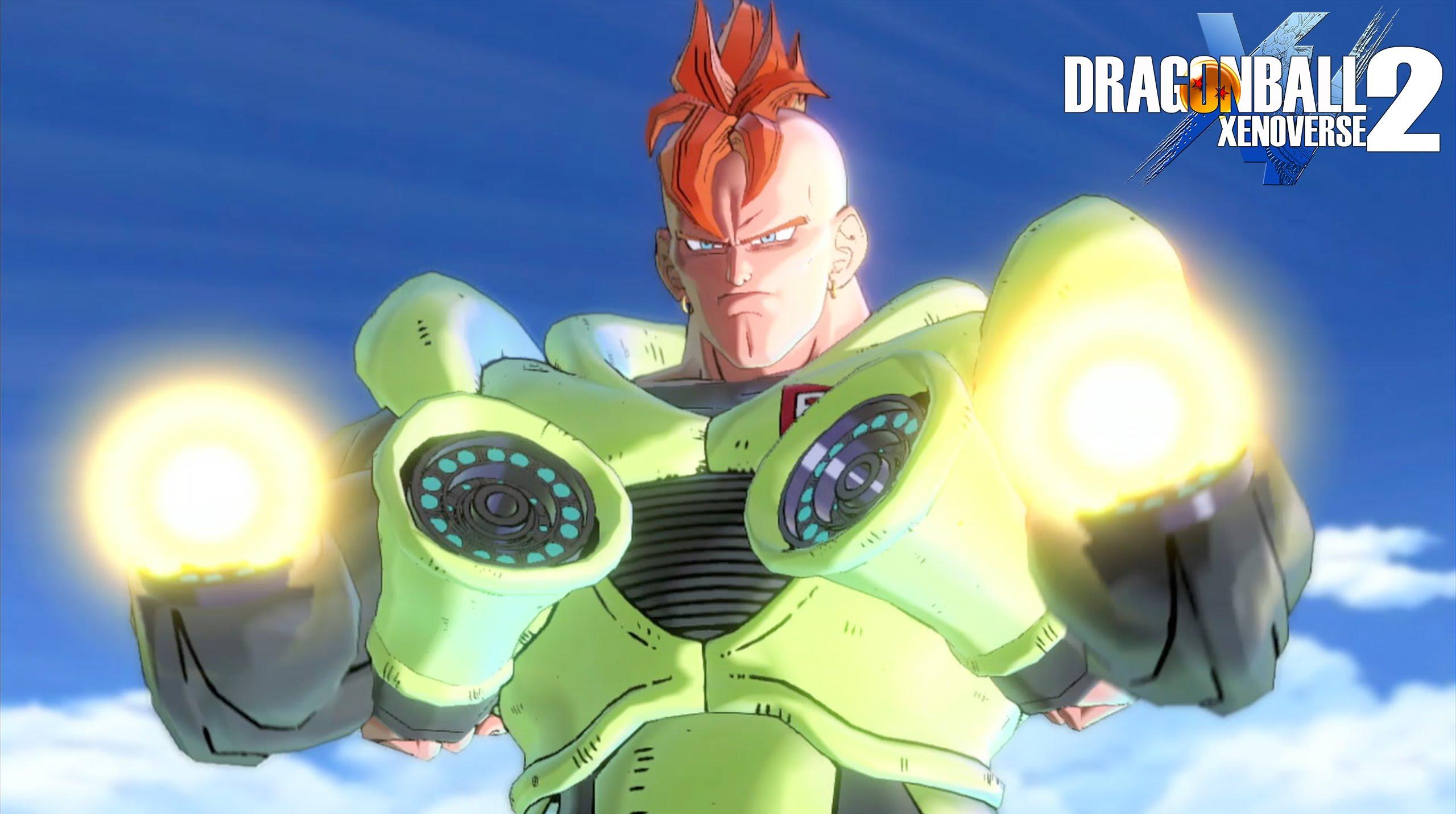 Dragon Ball XENOVERSE 2 - True Transformations Trailer