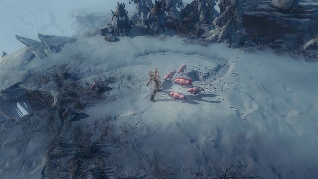 Vikings - Wolves of Midgard Announcement Teaser (DE)