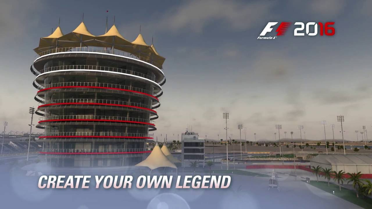 F1 2016 - Career Trailer