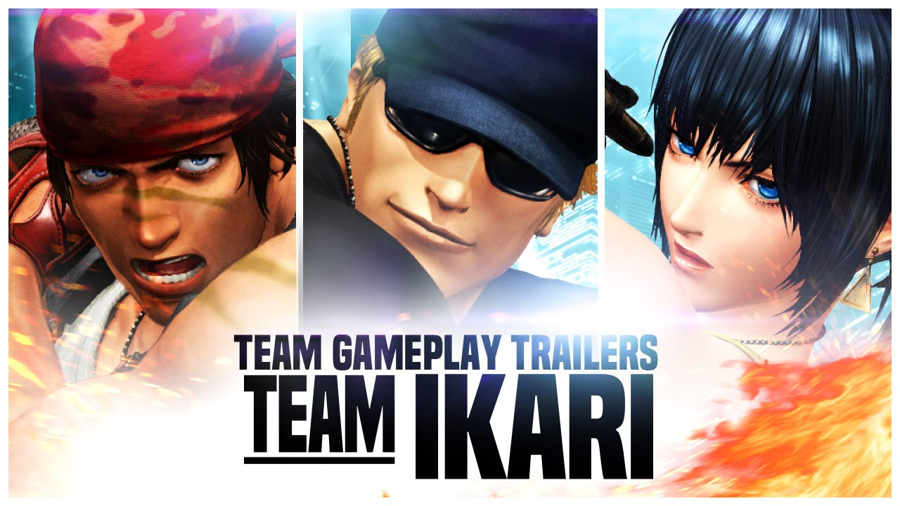 THE KING OF FIGHTERS XIV: Team Ikari Trailer