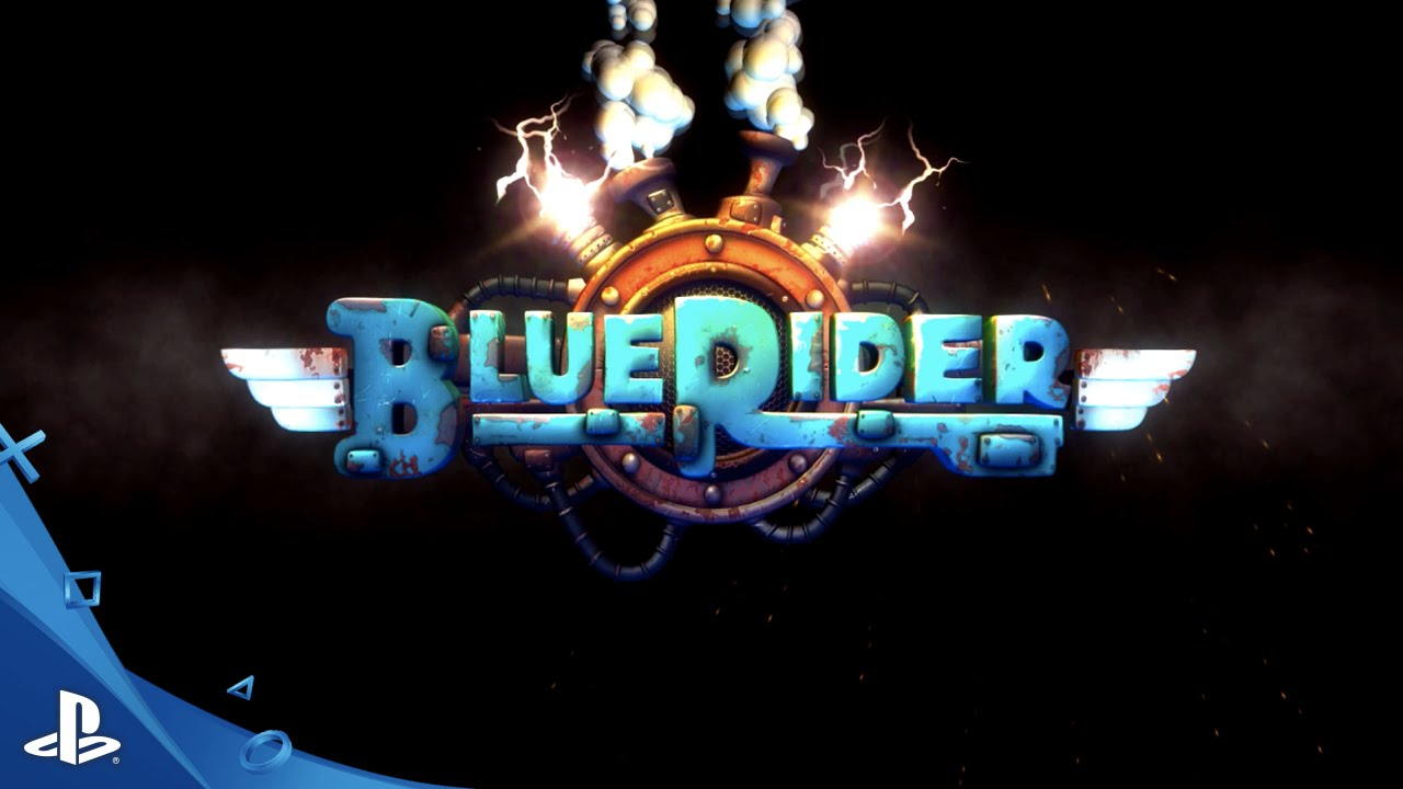 Blue Rider - Gameplay Teaser