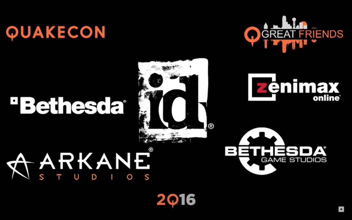 QuakeCon 2016 Welcome