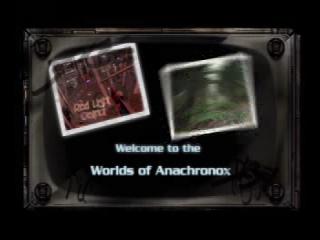 Anachronox Trailer