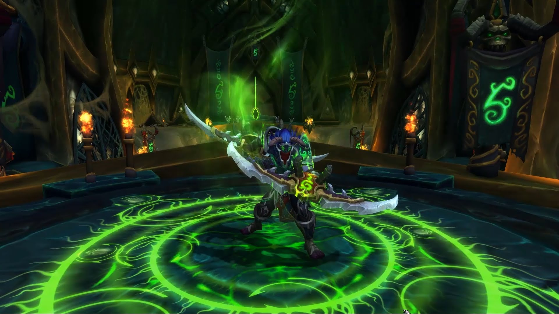 World of Warcraft  - Demon Hunter Developer Preview