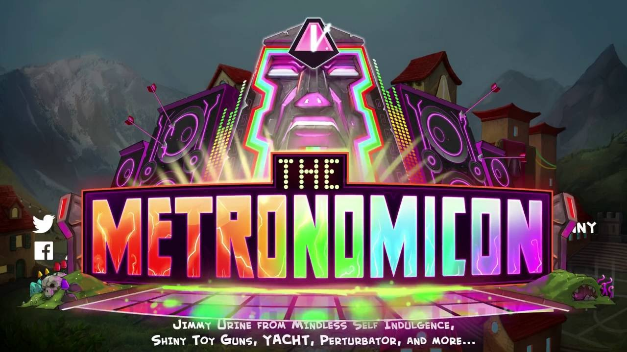 The Metronomicon | Gameplay Trailer