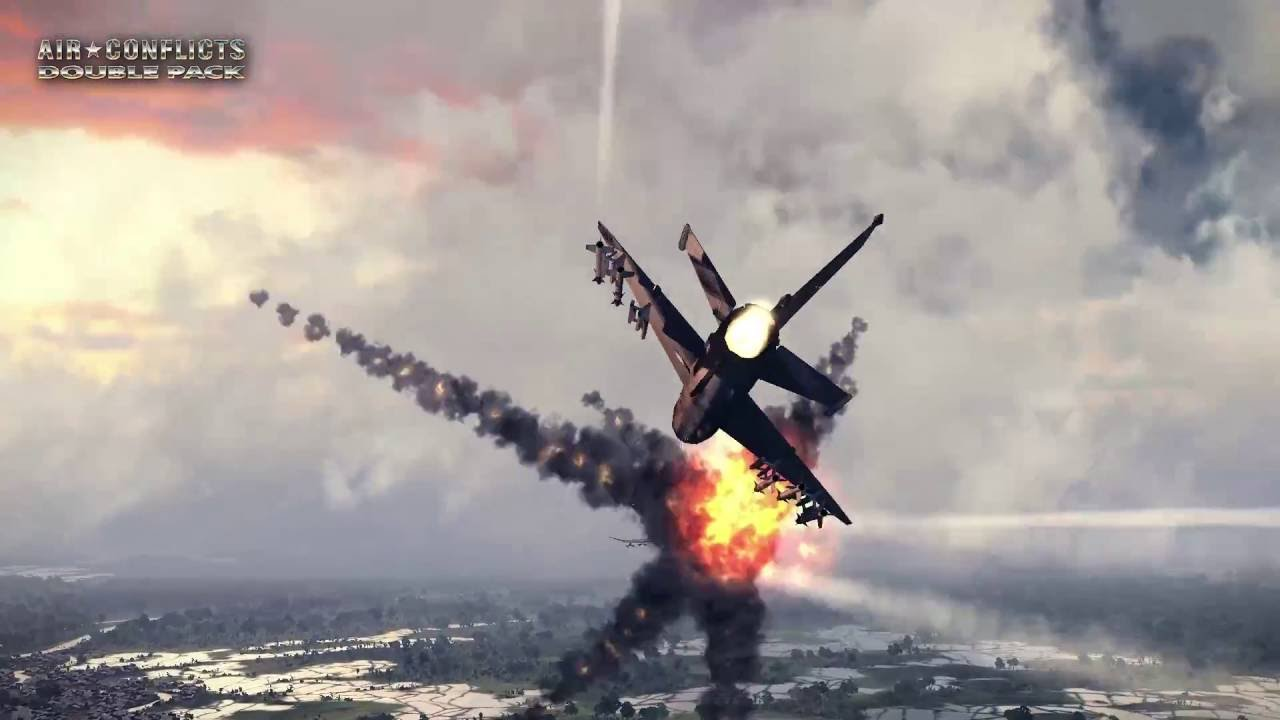 Air Conflicts: Double Pack - Gameplay Short Trailer