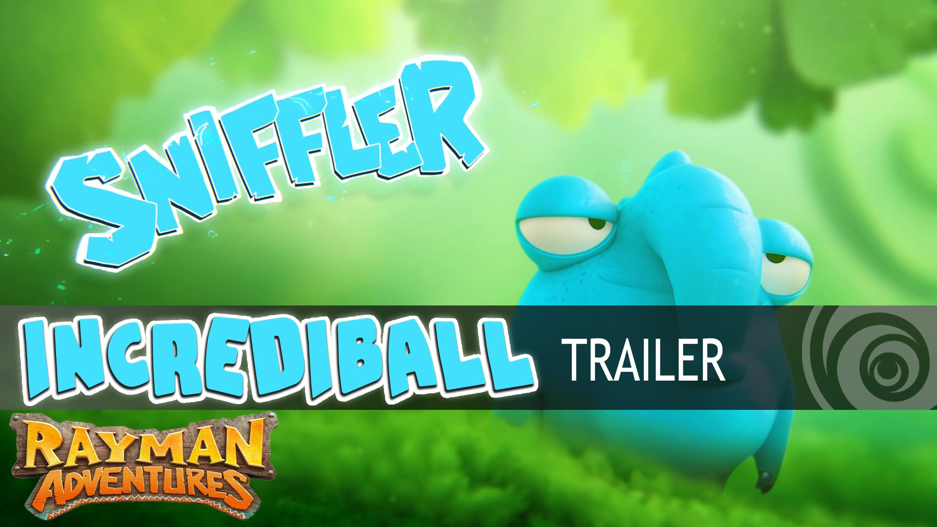 Rayman Adventures : Incrediball Trailer