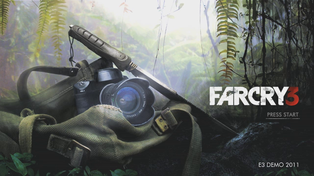 Far Cry 3 'E3 2011 Demo' Trailer