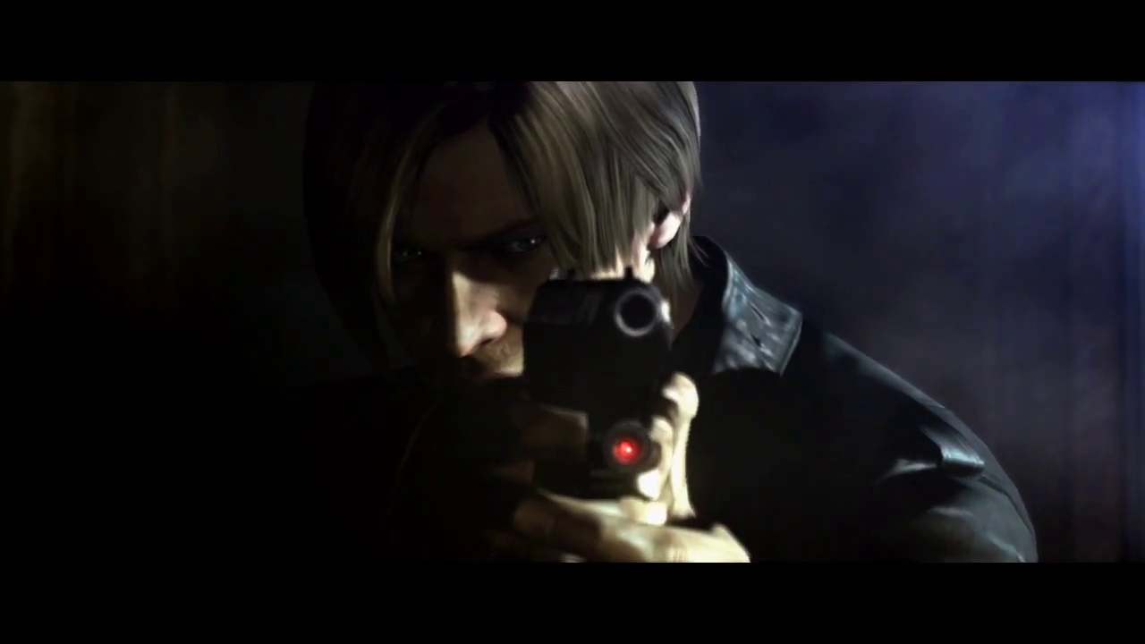 Resident Evil 6 'Announcement' Trailer