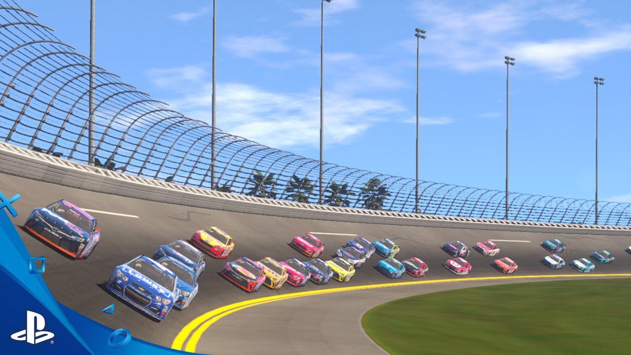 NASCAR Heat Evolution - Online Multiplayer & Game Modes Video