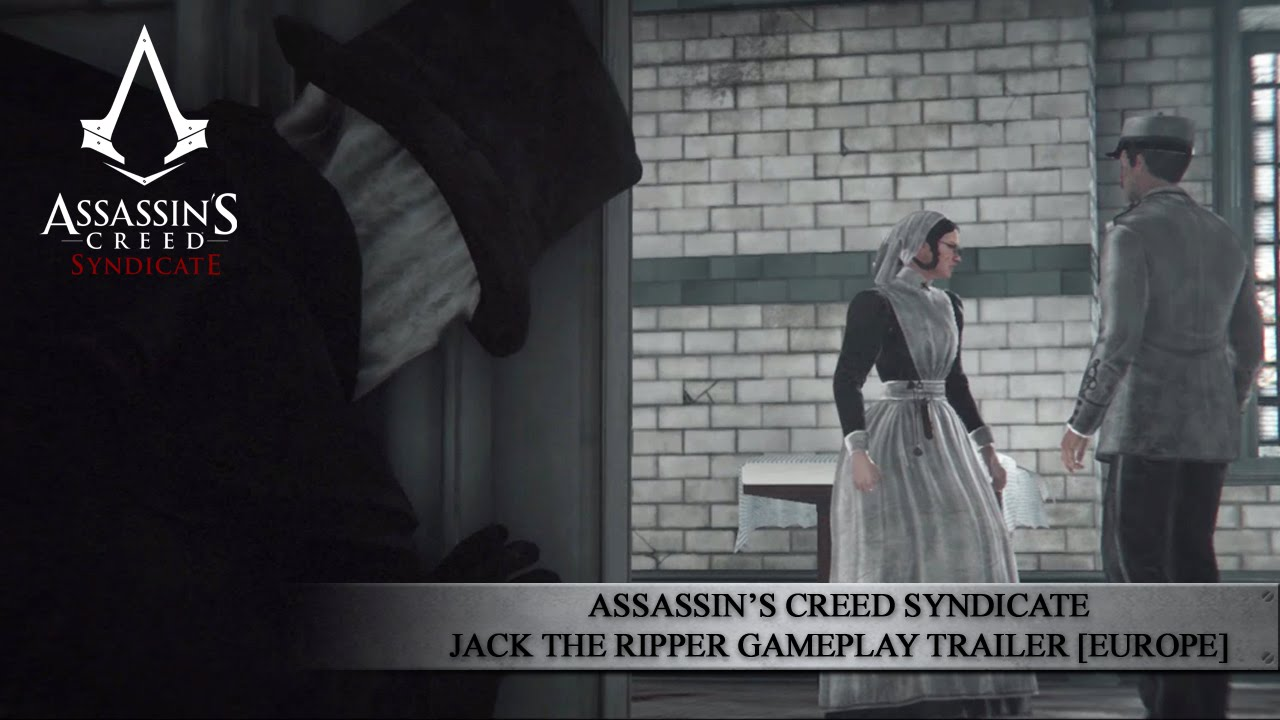 Assassin's Creed Syndicate - Jack the Ripper Gameplay Trailer