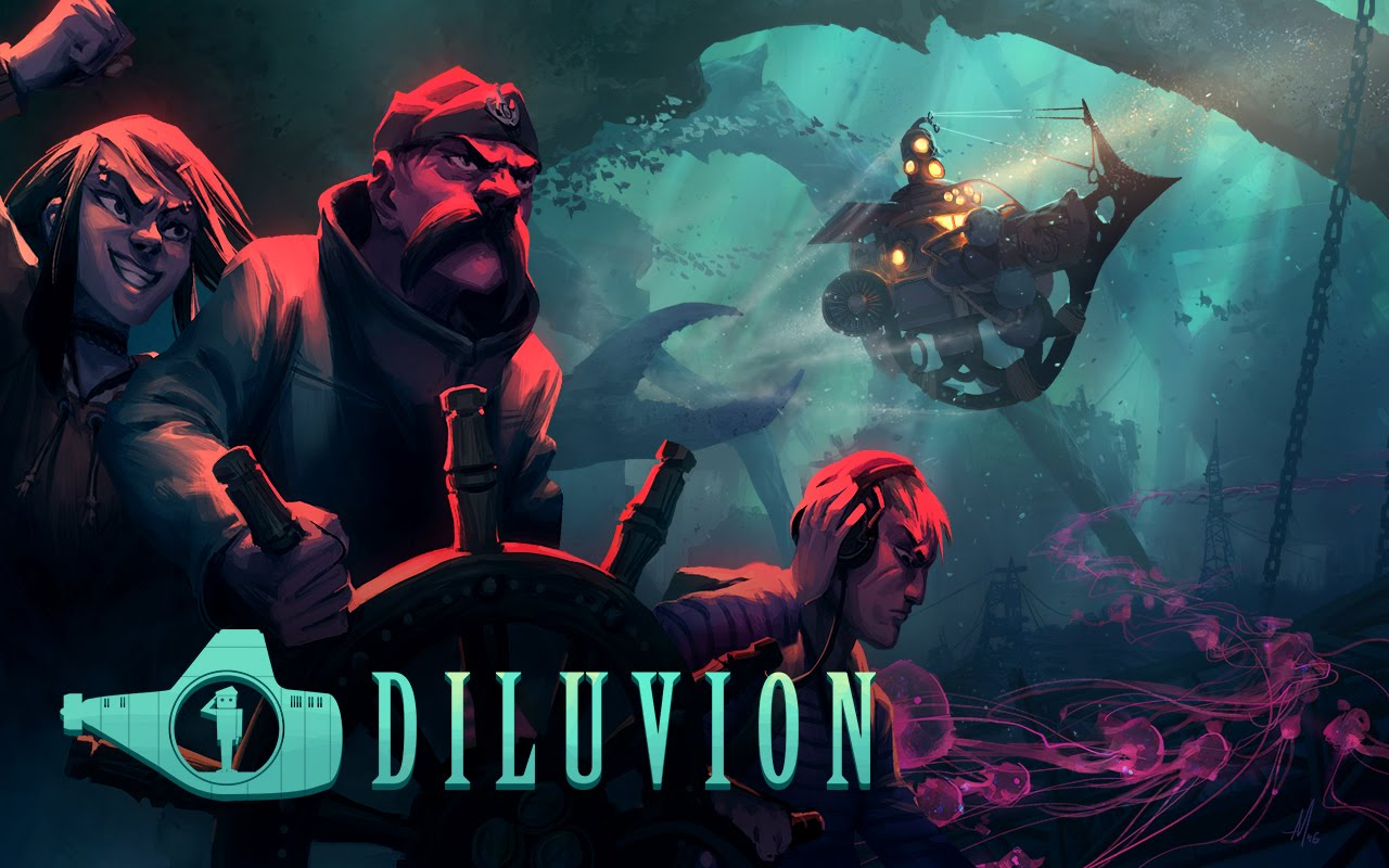 Diluvion - Announcement Trailer