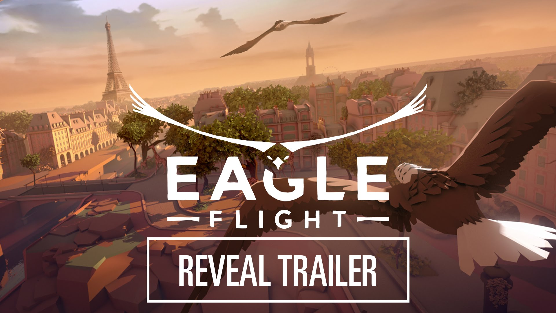 Eagle Flight - Reveal Trailer