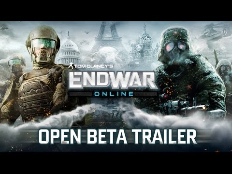 Endwar Online: Open Beta Trailer