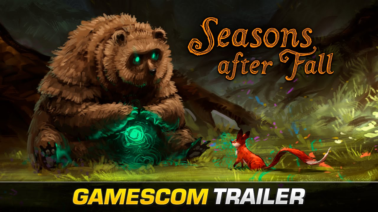 Seasons After Fall - Gamescom Trailer