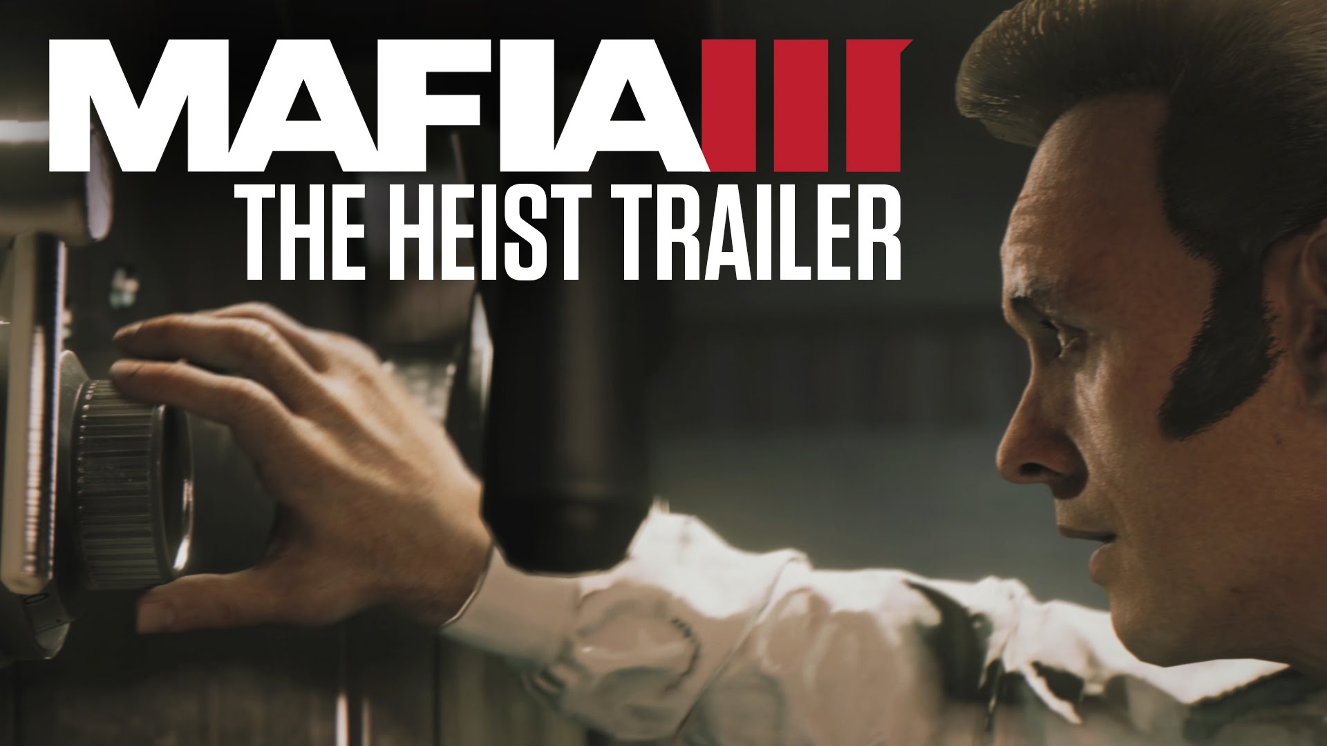 Mafia III | Official Gamescom 2016 Trailer | The Heist