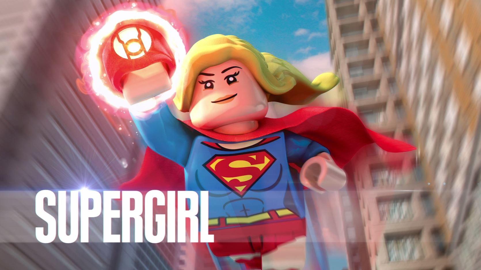 LEGO Dimensions | Supergirl Trailer
