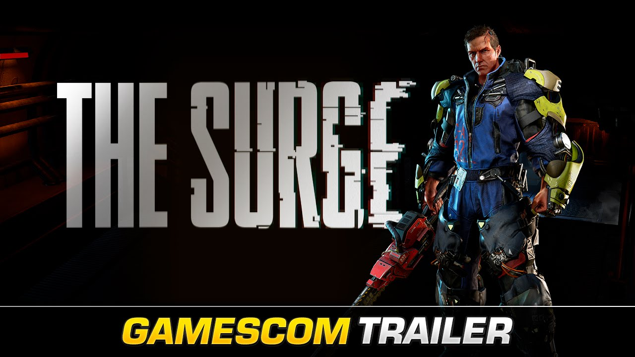 The Surge - Gamescom Gameplay