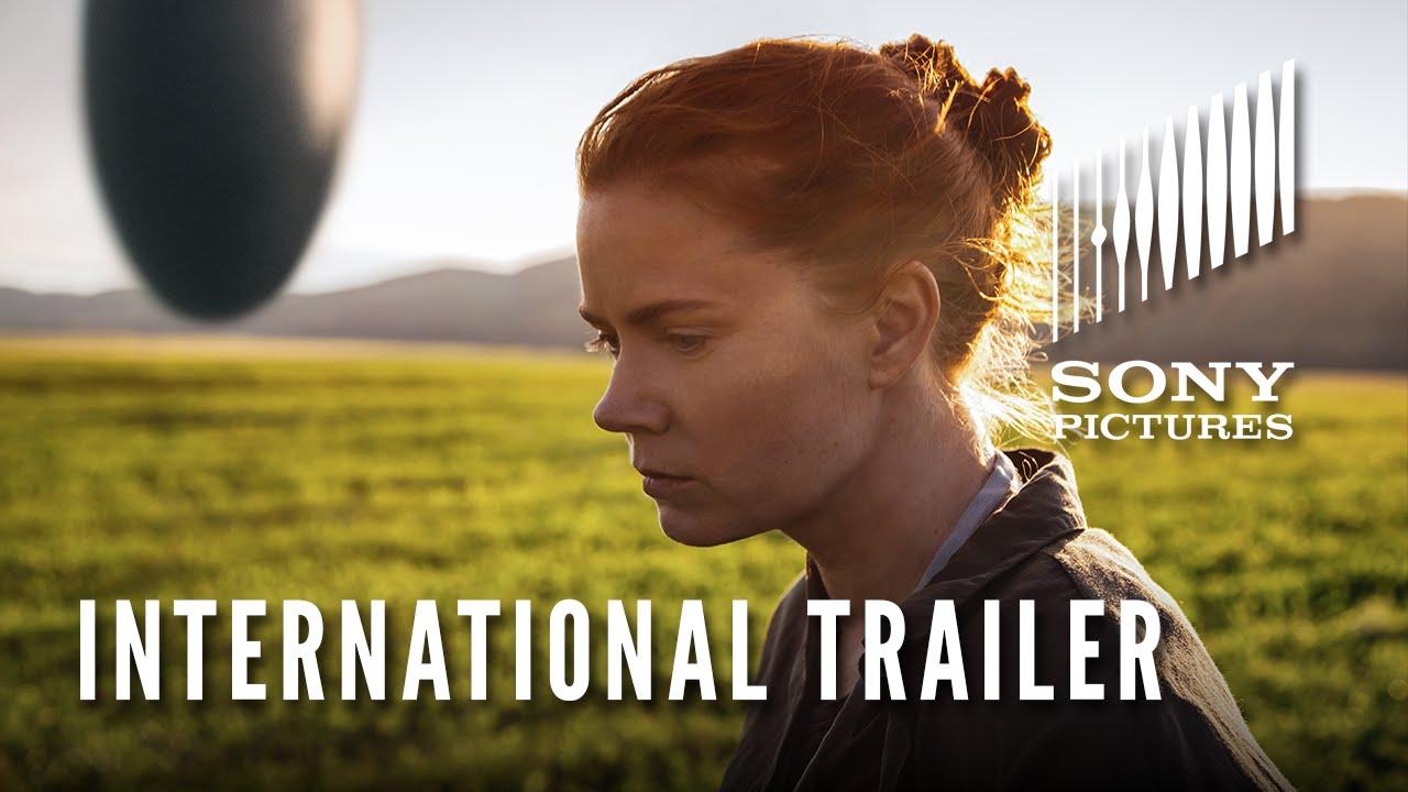 ARRIVAL – International Trailer (HD)