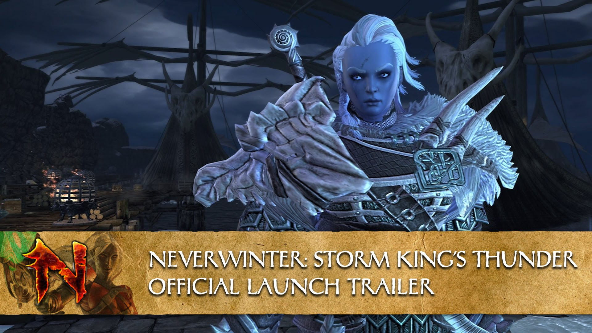Neverwinter: Storm King's Thunder - Official Launch Trailer