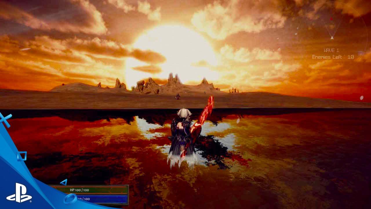 Solbrain Knight of Darkness - Launch Trailer