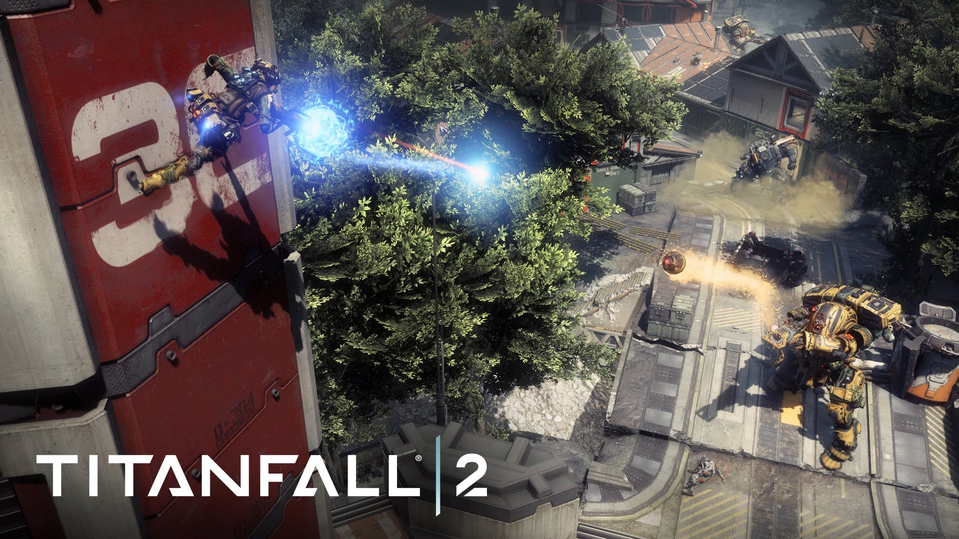 Titanfall 2 Live from Gamescom 2016