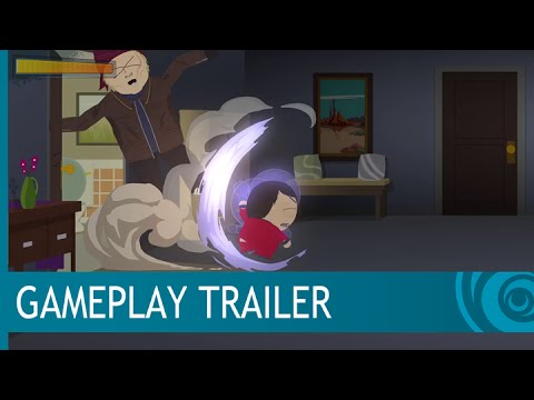 South Park: The Fractured but Whole Gameplay Trailer - Gamescom 2016