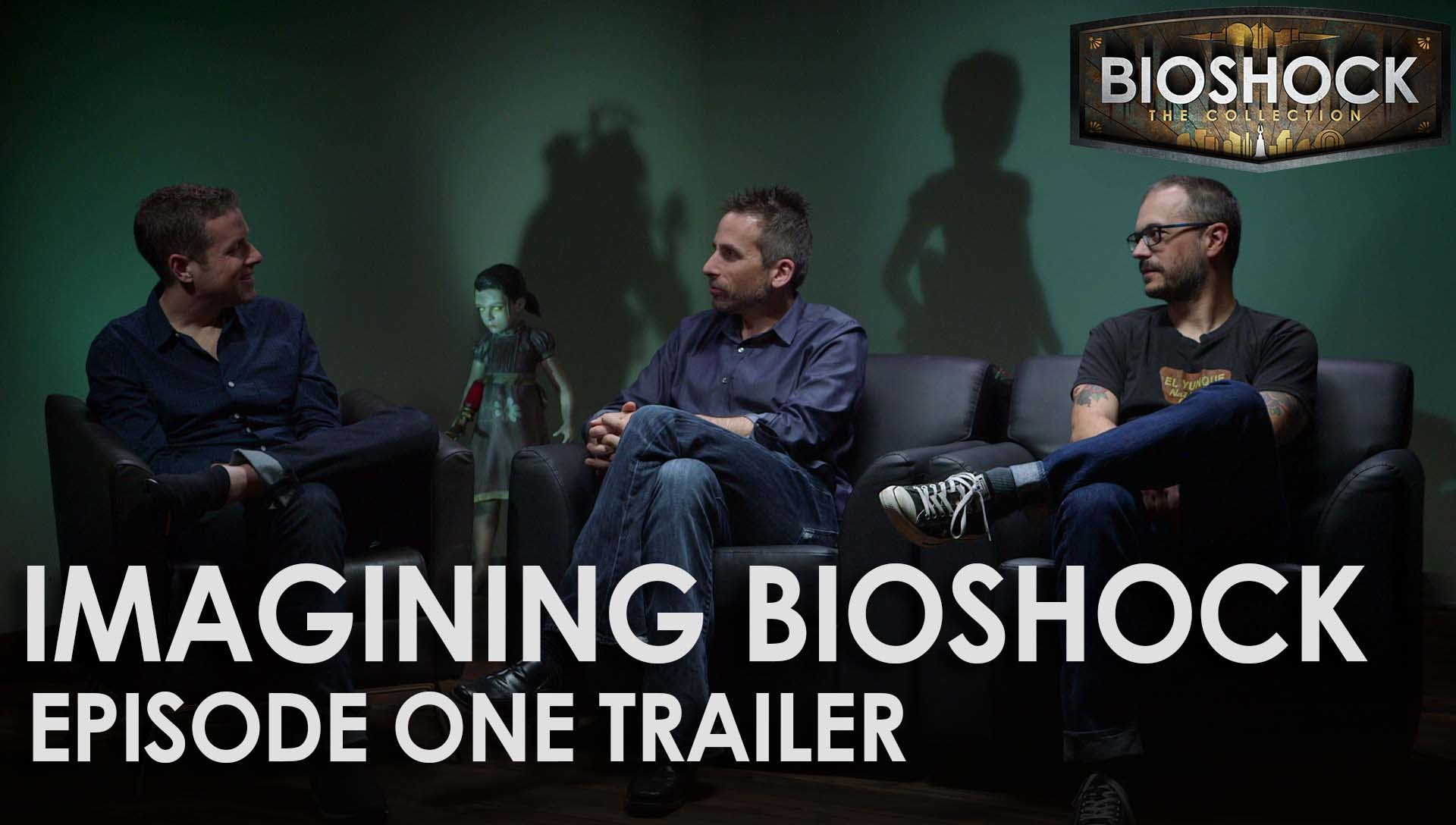 Imagining BioShock: Episode One Trailer