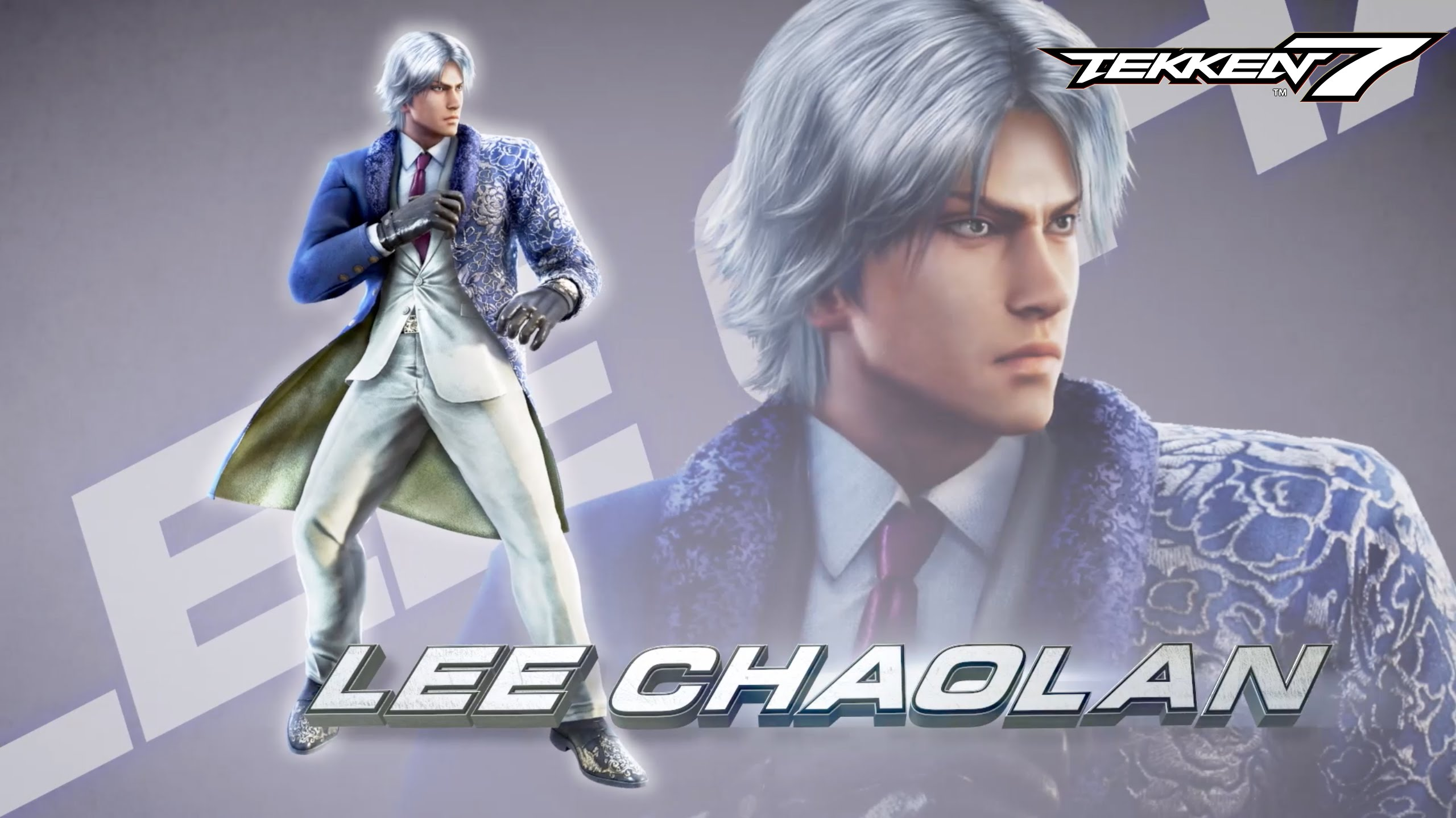 Tekken 7 – Lee Chaolan/Violet Reveal Trailer