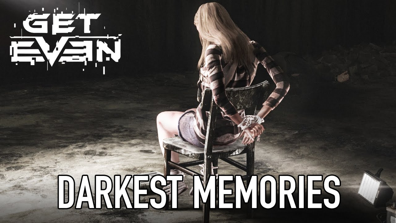Get Even - Darkest Memories (Gamescom Announcement Trailer)