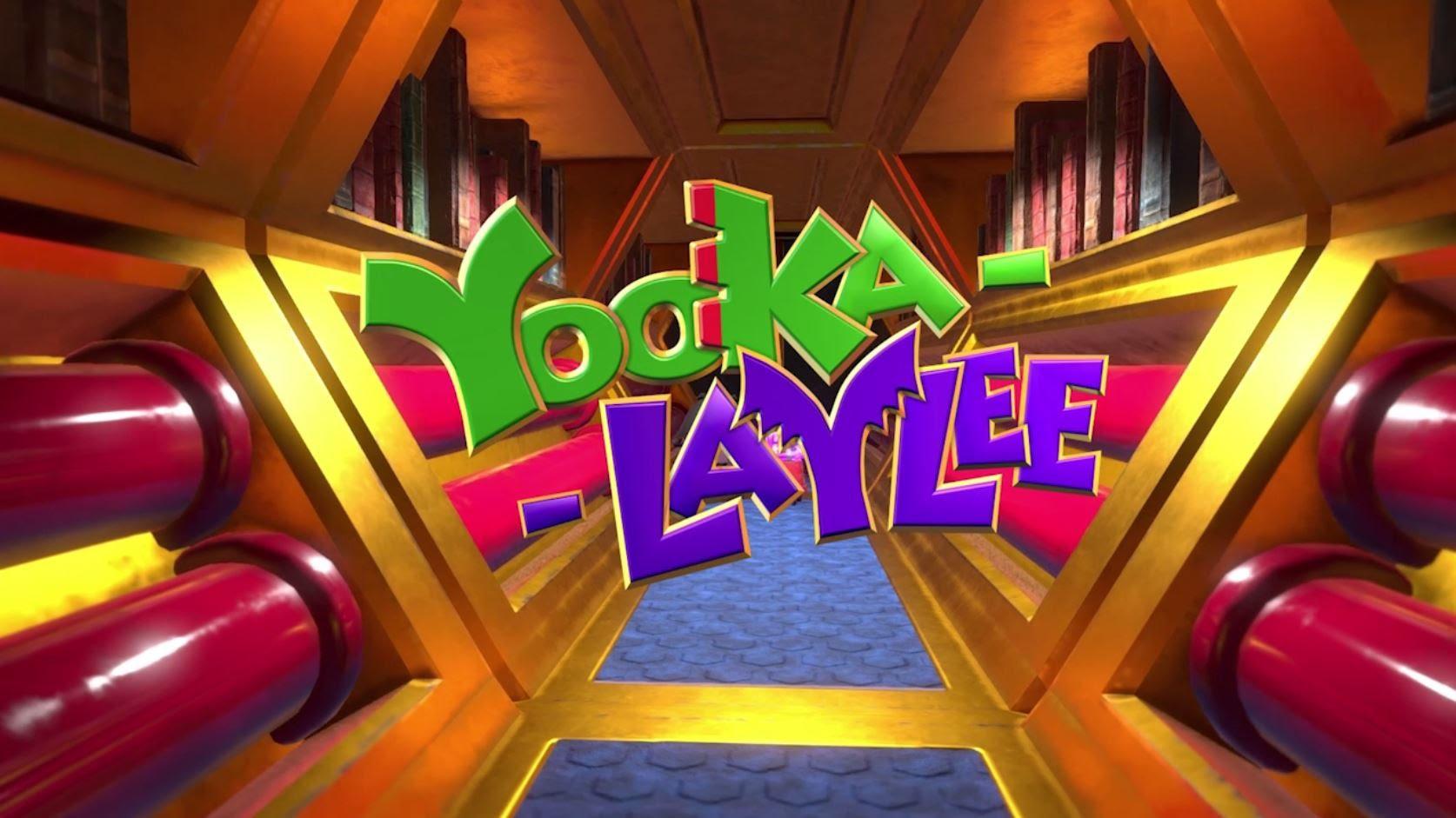 Yooka-Laylee | Gamescom 2016 Trailer