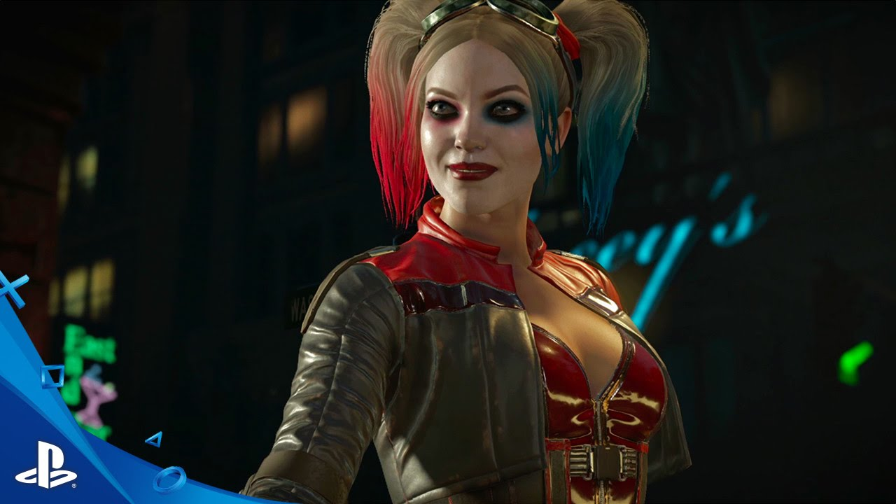 Injustice 2 – Harley and Deadshot Trailer