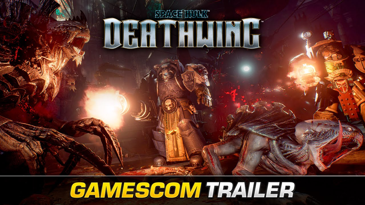 Space Hulk: Deathwing - Gamescom 2016