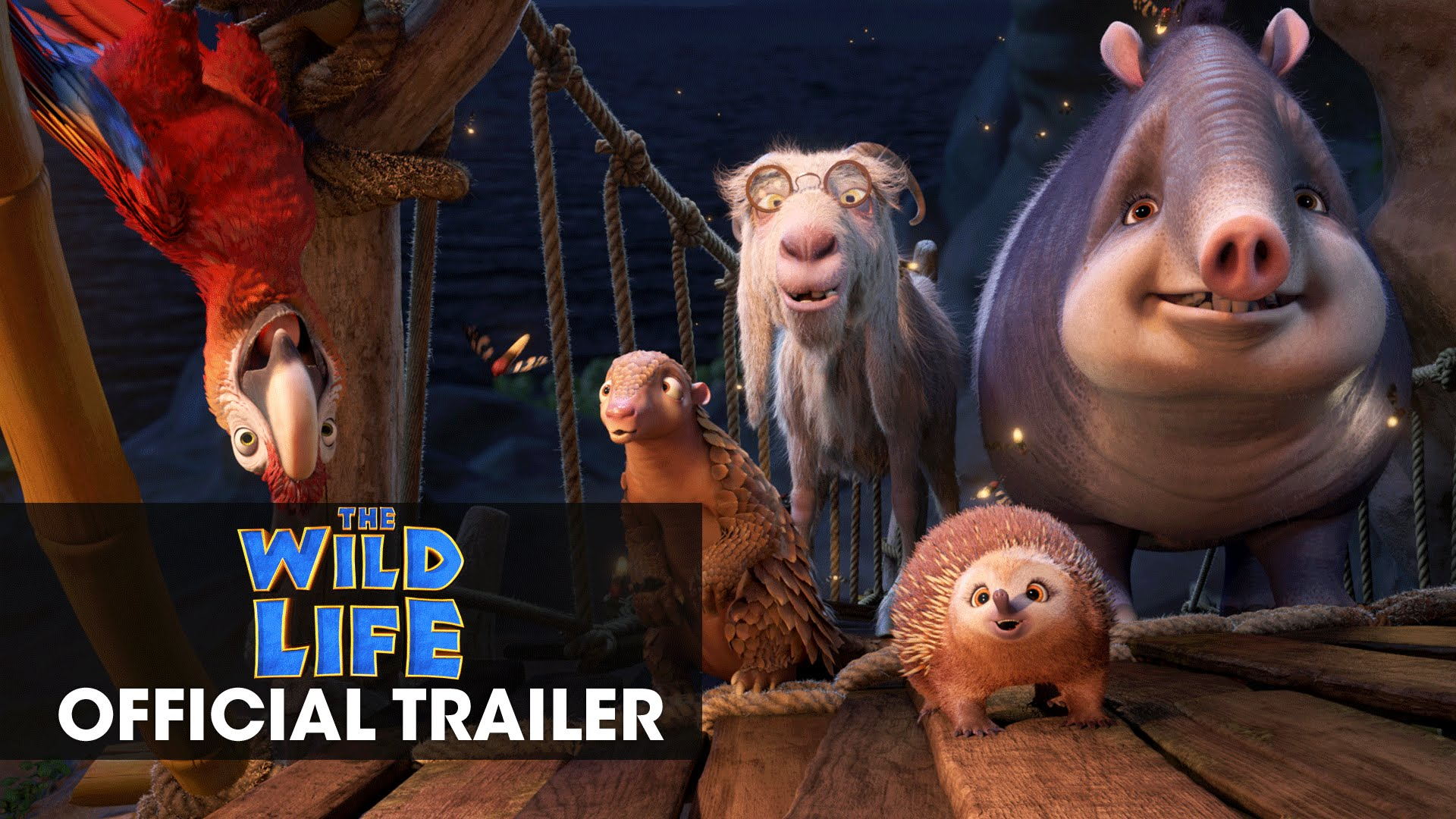 "The Wild Life (2016 Movie) Official Trailer – ""Crash The Party"""