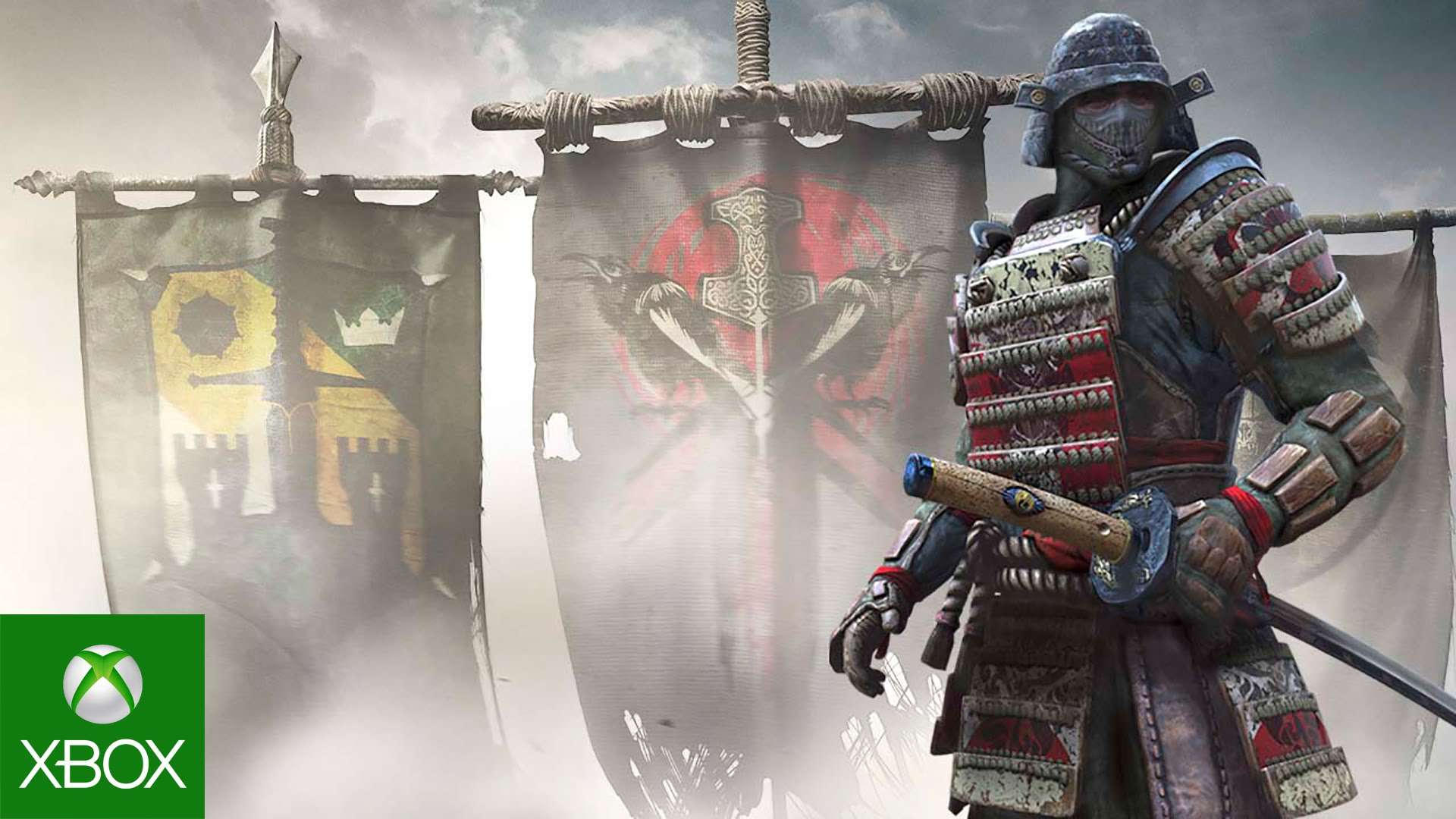 For Honor Trailer: Viking, Samurai, and Knight Factions – Gamescom 2016
