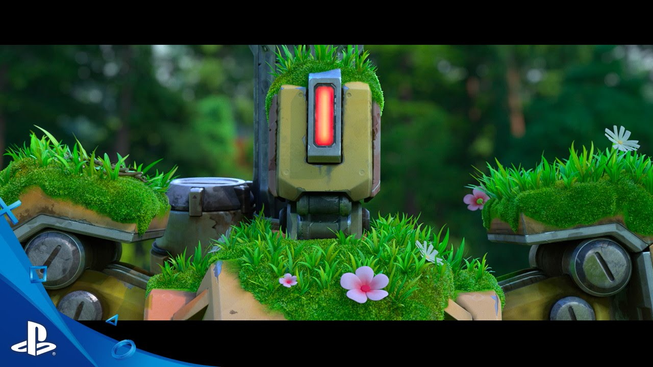 Overwatch - The Last Bastion Animated Short Video