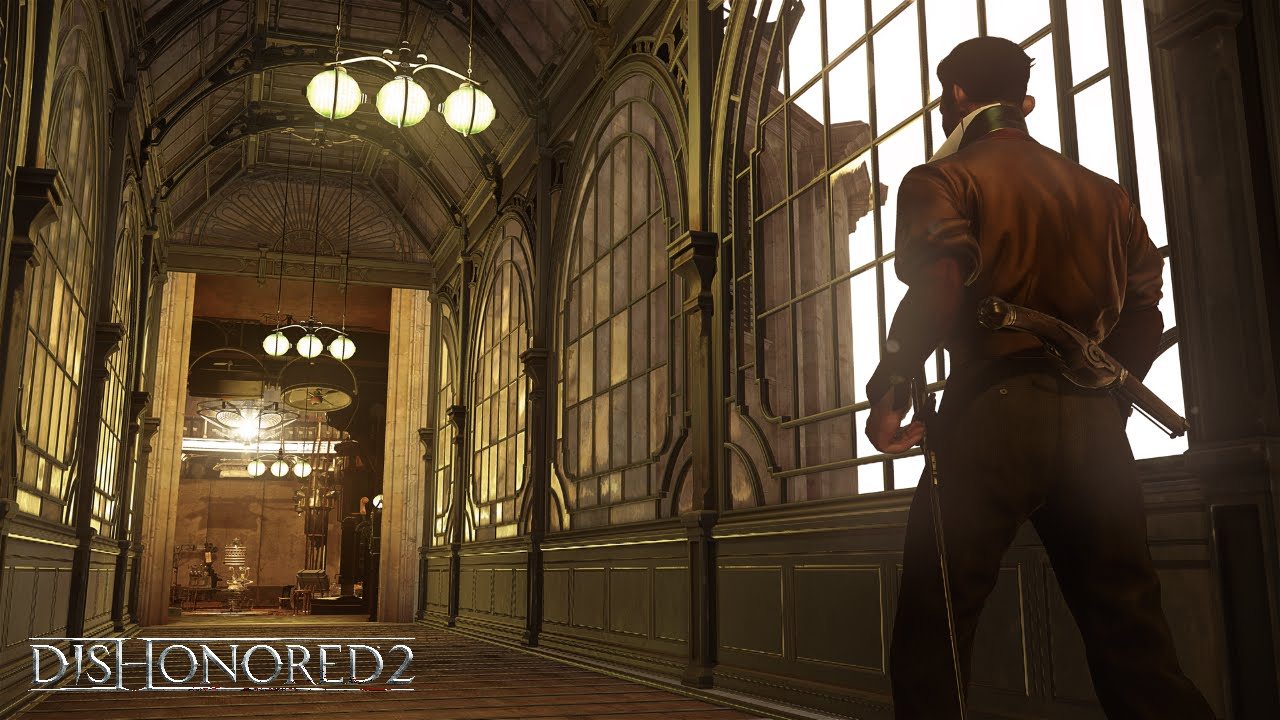 Dishonored 2 – Gamescom 2016 Gameplay Video