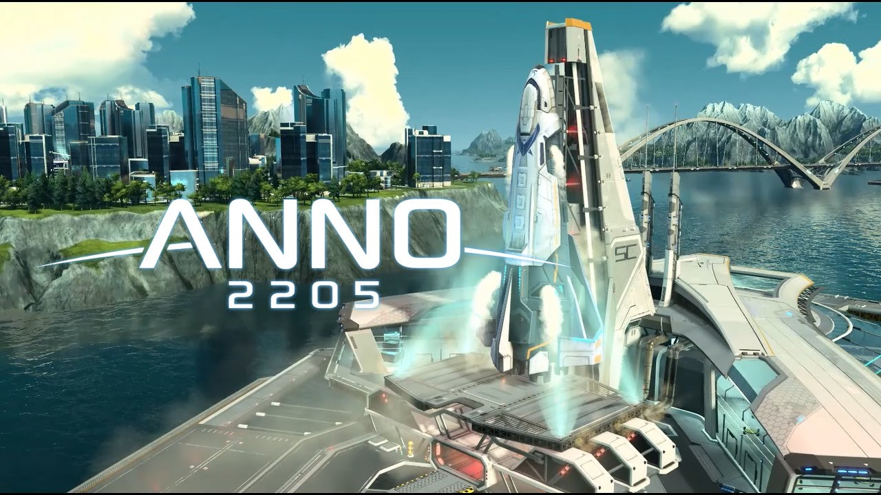 Anno 2205 - Gamescom Recap Trailer [EUROPE]